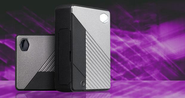 Boitier Pi Case 40 de Cooler Master (Raspberry 4)