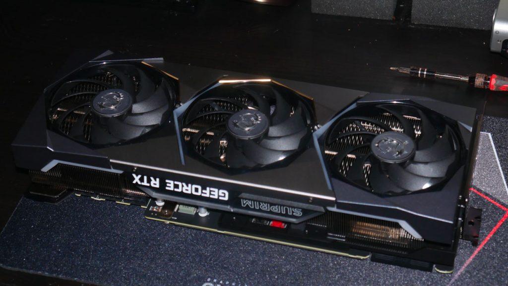 GeForce RTX 3090 Suprem