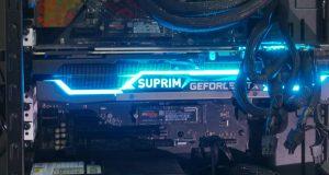 GeForce RTX 3090 Suprem de MSI
