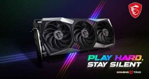 Radeon RX 6800 Trio series de MSI