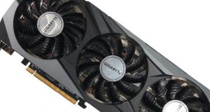 Radeon RX 6800 XT GAMING OC de Gigabyte