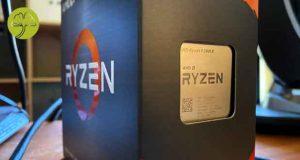 Processeur Ryzen 9 5900X d'AMD