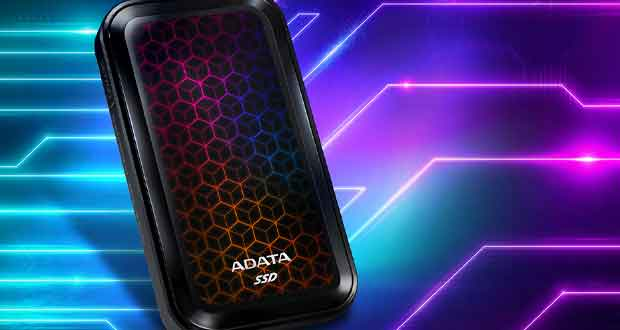 SSD externe SE770G d'ADATA