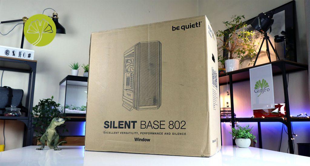 Silent Base 802 de Be Quiet