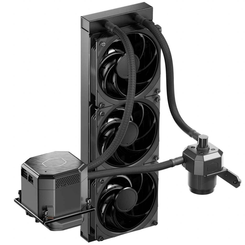 Watercooling AIO Cooler Master MasterLiquid ML360 Sub-Zero