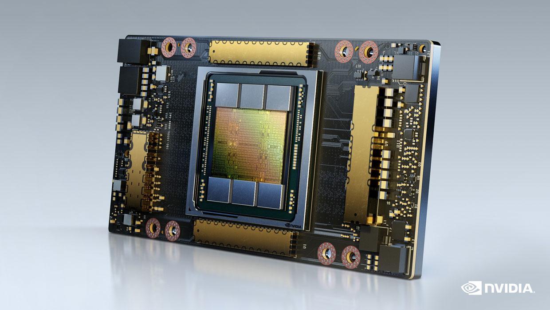 GPU A100 80GB de Nvidia