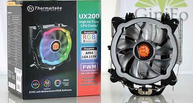 UX200 aRGB de Thermaltake