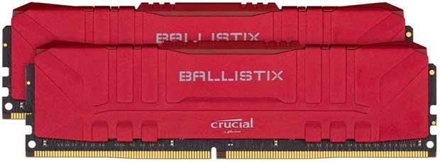 Crucial Ballistix BL2K8G26C16U4R