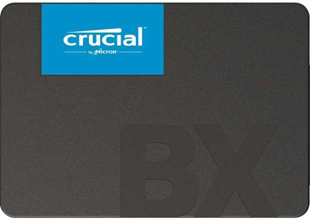 Crucial BX500 480Go