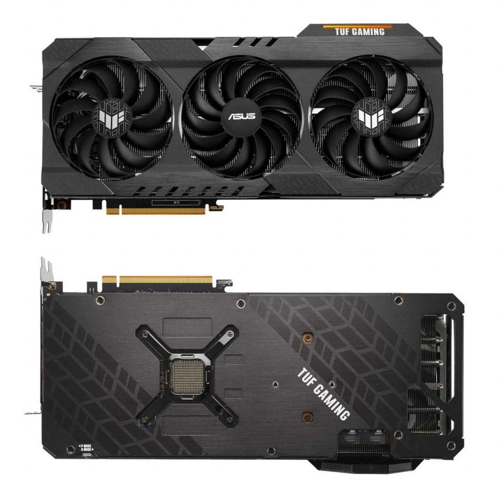 TUF Gaming Radeon RX 6900 XT