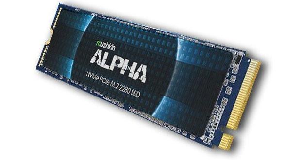 SSD Alpha de Mushkin
