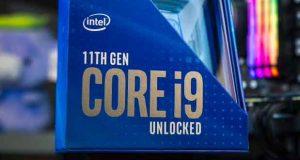 Processeur Intel Core de 11ème génération alias Rocket Lake-S