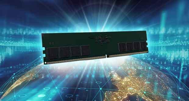 Barrette mémoire Elite DDR5, 16 Go à 4800 MHz signés teamGroup