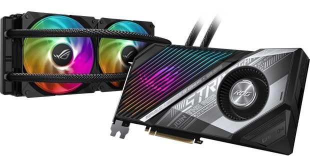 ROG Strix LC Radeon RX 6900 XT