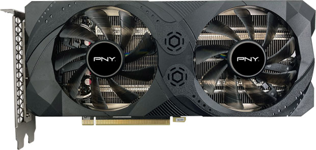 GeForce RTX 3060 Ti 8GB UPRISING Dual Fan Edition