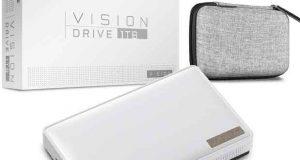 SSD externe Vision Drive 1 To de Gigabyte