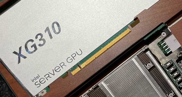 Solution Xe-HP « Accelerator » d'Intel