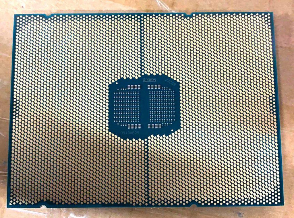 Processeur Xeon Sapphire Rapids