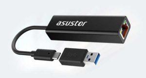 L'AS-U2.5G2 d'Asustor
