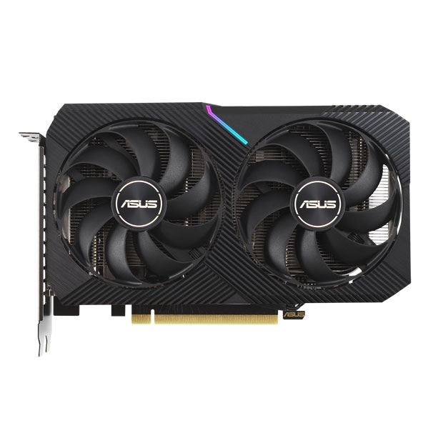 ASUS Dual GeForce RTX 3060 12 GB