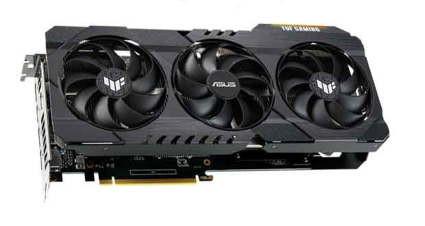 TUF Gaming GeForce RTX 3060 12 GB