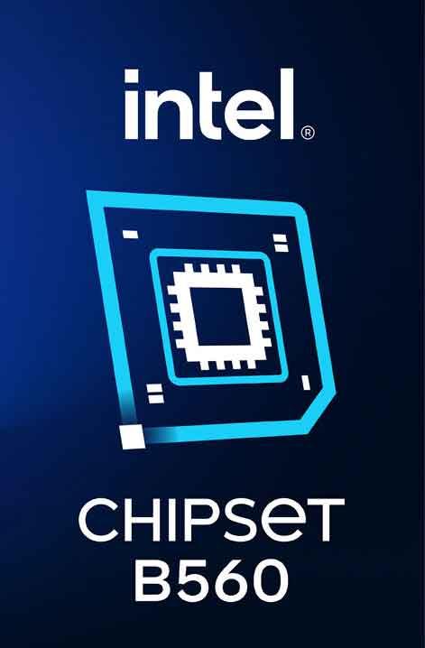 Chipset B560 d'Intel