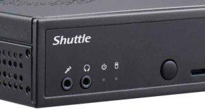 XPC Barebone DA320 de Shuttle