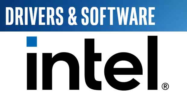 Drivers et pilotes Intel