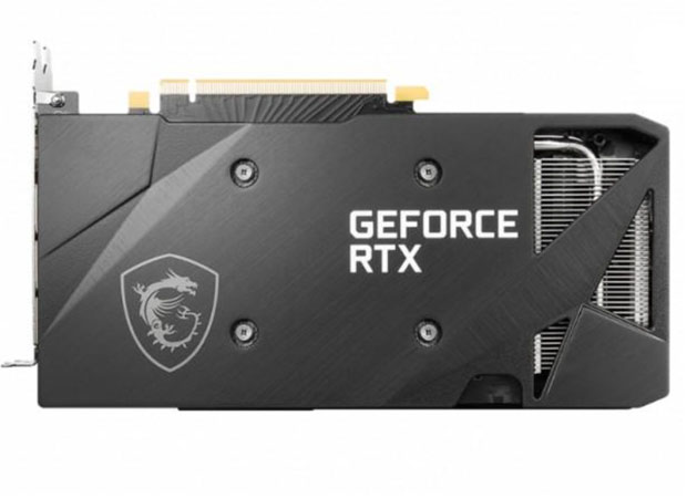 Carte graphique MSI GeForce RTX 3060 Ti Ventus 2X OC V1