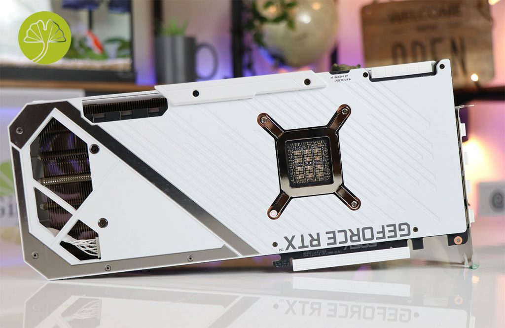 ROG STRIX GeForce RTX 3090 White édition