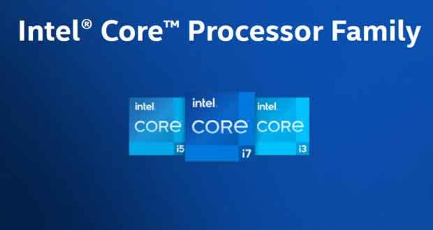 Processeur Intel Core Rocket Lake-S