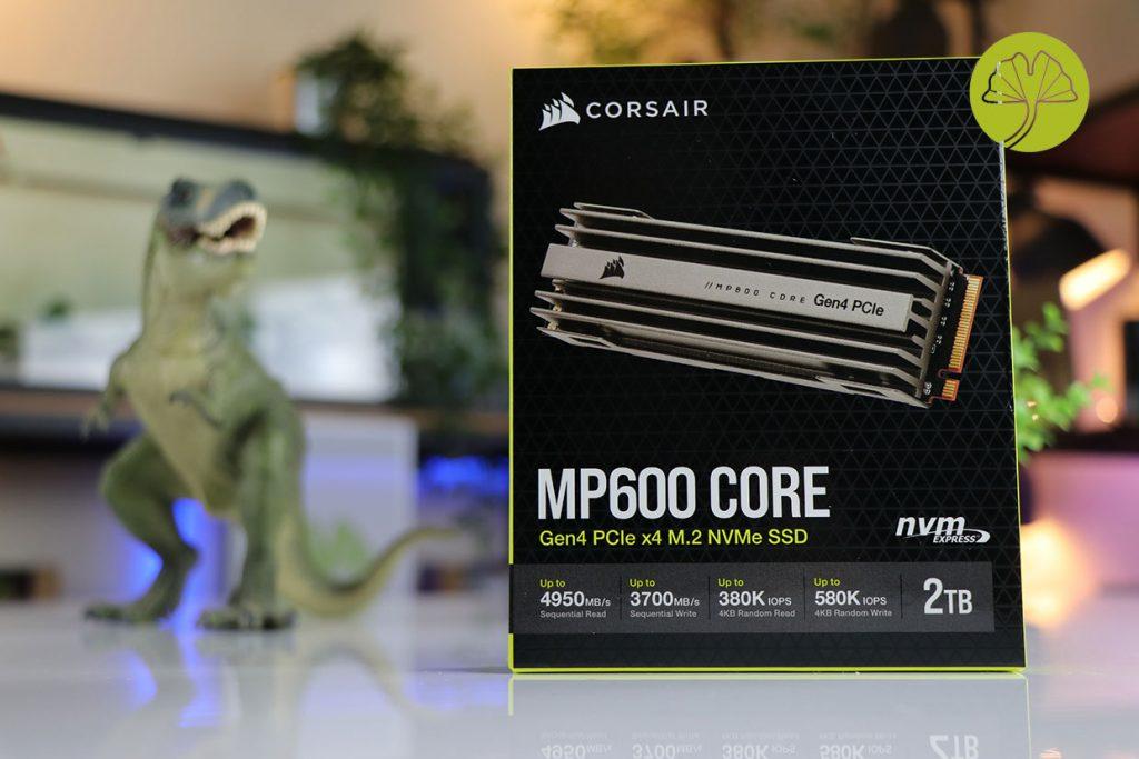 SSD MP600 Core 2 To de Corsair
