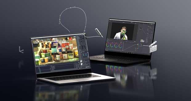 Ordinateurs portables NVIDIA Studio