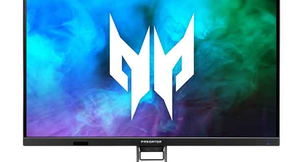 Moniteur Gaming Acer Predator XB323QK NV