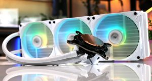 Watercooling ROG Strix LC 360 RGB White Edition