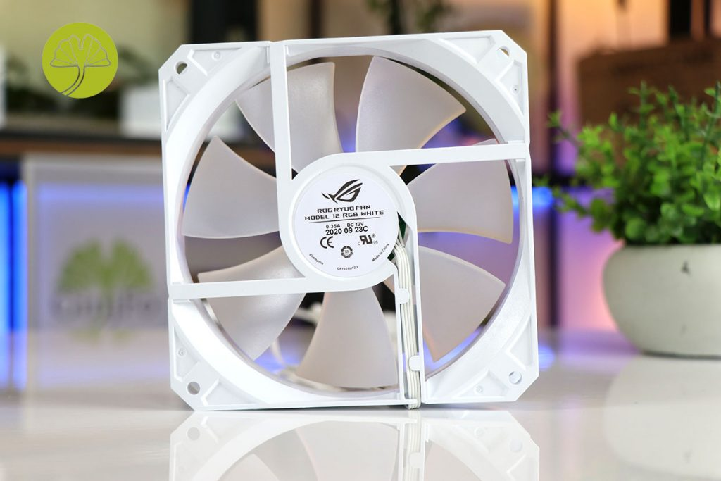 Watercooling ROG Strix LC 360 RGB White Edition