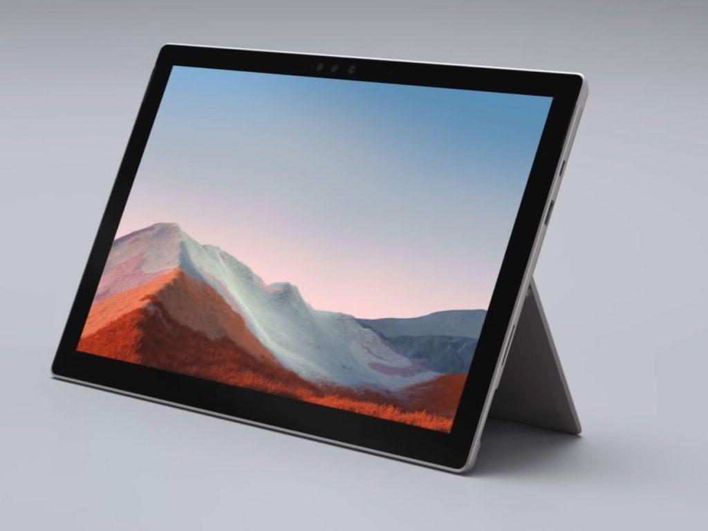 Tablette Surface Pro 7+ de Microsoft