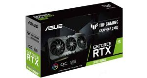TUF Gaming GeForce RTX 3060 Ultra d'Asus