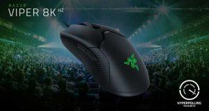 Souris gaming Viper 8KHz de Razer