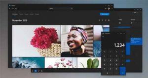 Windows 10 et son interface utilisateur