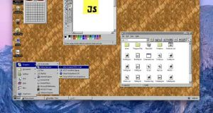 Windows95 pour Windows 10