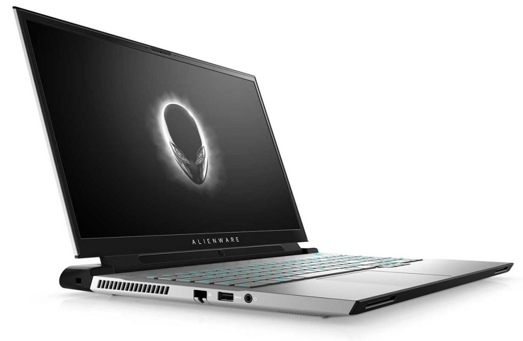 PC portable Alienware m17 R4