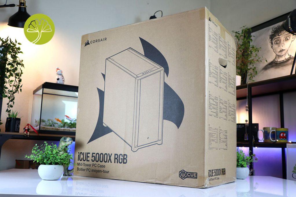 iCUE 5000X RGB de Corsair