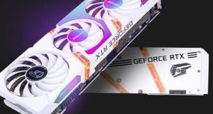 iGame GeForce RTX 3060 Ti Ultra White OC