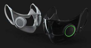 Le projet Hazel de Razer, le masque « intelligent »