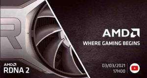 Invitation - Evènement « Where Gaming Begins » Ep3 d'AMD
