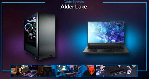 Processeur Alder Lake d'Intel