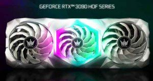 GeForce RTX 3090 HOF 24GB GDDR6X