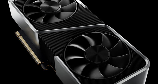 GeForce RTX 3060 de Nvidia