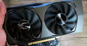 GeForce RTX 3060 de Zotac
